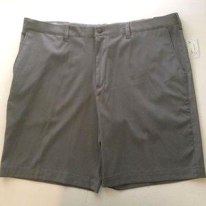 Callaway Golf Shorts Gray Stretch Waist UPF-50